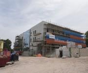 Waalwijk - Nieuw kantoor Rabobank.